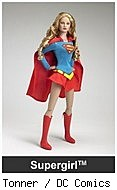 Supergirl doll by Tonner