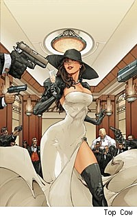 Madam Mirage cover