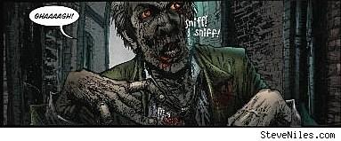 Zombie speaking.