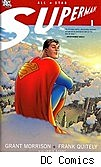 All Star Superman Volume 1 Hardcover Cover