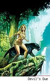 Sheena #2 cover