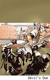 G.I. Joe: Storm Shadow #3 cover