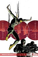 Cover of Immortal Iron Fist #5
