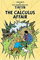 'The Adventures of Tintin: The Calculus Affair' cover art
