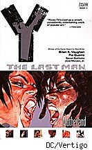 Cover of 'Y: The Last Man Motherland'