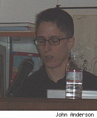 Alison Bechdel at MoCCA