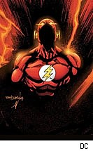 FLASH THE FASTEST MAN ALIVE #13 cover
