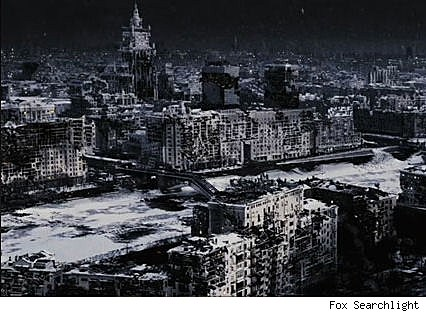 Future Moscow