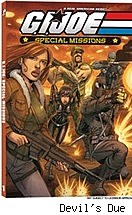 GI Joe Special Missions vol. 1 cover