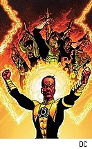 Green Lantern Sinestro Corps Special #1 cover
