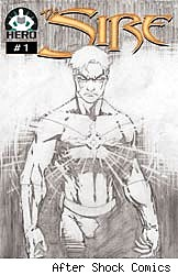 The Sire #1 cover