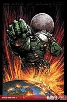 World War Hulk #1 cover