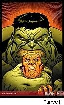 World War Hulk X-Men #1 cover