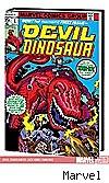 Devil Dinosaur Omnibus cover