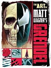 The Art of Matt Wagner's Grendel cover