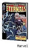 The Eternals HC cover by Jack Kirby