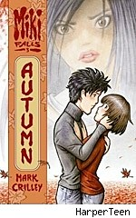 MIKI FALLS VOLUME 3: AUTUMN cover