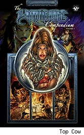 Witchblade Volume 1 Compendium Limited Edition Hard Cover