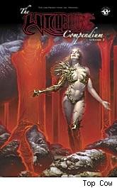 Witchblade Compendium Volume 2 Trade Paperback cover
