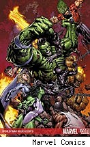 WORLD WAR HULK #2 cover