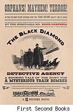 The Black Diamond Detective Agency cover image