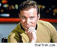 William Shatner fromStar Trek