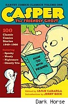 Casper the Friendly Ghost cover