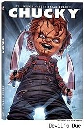 Chucky Vol. 1 TP cover