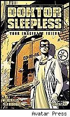 DOKTOR SLEEPLESS #5 cover