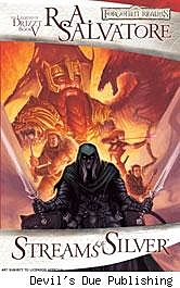 Forgotten Realms vol. 5: Streams of Silver HC cover