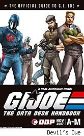 G.I. Joe: The Data Desk Handbook Collection A-N