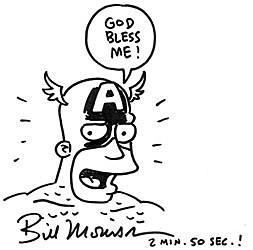 The 3-minute Sketchbook Morrison