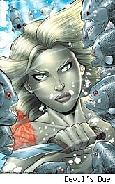 Sheena #5 cover