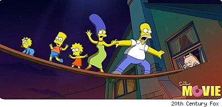 Simpsons Movie image