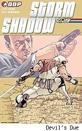 G.I. Joe: Storm Shadow #6 cover