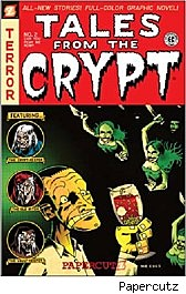 NEW TALES FROM THE CRYPT Graphic Novel #2 cover