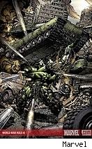 WORLD WAR HULK #3 cover