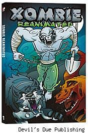 Xombie Vol 1 TPB: Reanimated cover