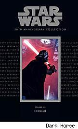 Star Wars: 30th Anniversary vol. 6 - Endgame HC cover