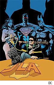 JLA/Hitman #1 cover image