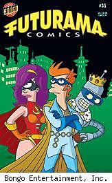 Futurama Comics #35