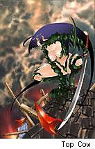 Witchblade Takeru Manga #10 cover