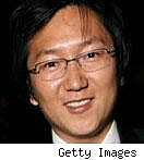 This is an image of Masi Oka from Heroes.