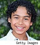 This is an image of Noah Gray-Cabey from 'Heroes.'