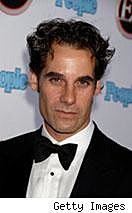 Adrian Pasdar from Heroes