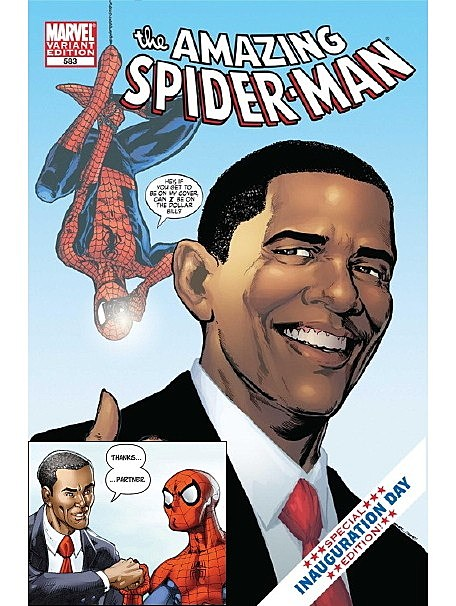 The best obama cameos in comics the first comic to feature obama savage dragon kicked off the craze when creator erik larsen publicly endorsed obama through his fictional dragonman sciox Image collections