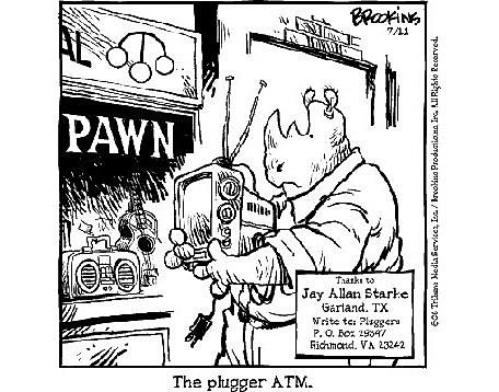 Cathy cartoon strip third reator