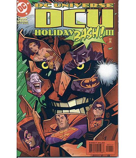 Podcast DC Earth Holidaybashiii