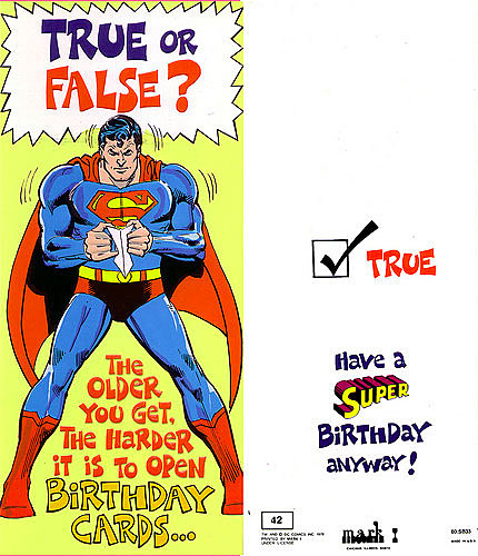 Happy Birthday Wonder Woman Quotes: Superman & Friends Greet Fans In Hilarious Cards From 1978