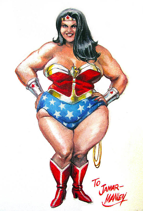 Fat Wonder Woman Blog 120
